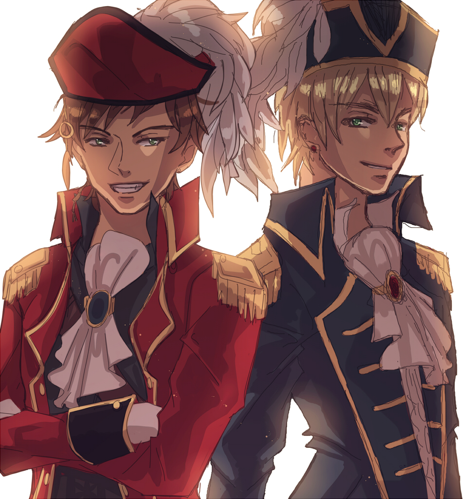 Manga Anime Pirates: Who Doesn't Love Pirates? By Br0ps On DeviantArt