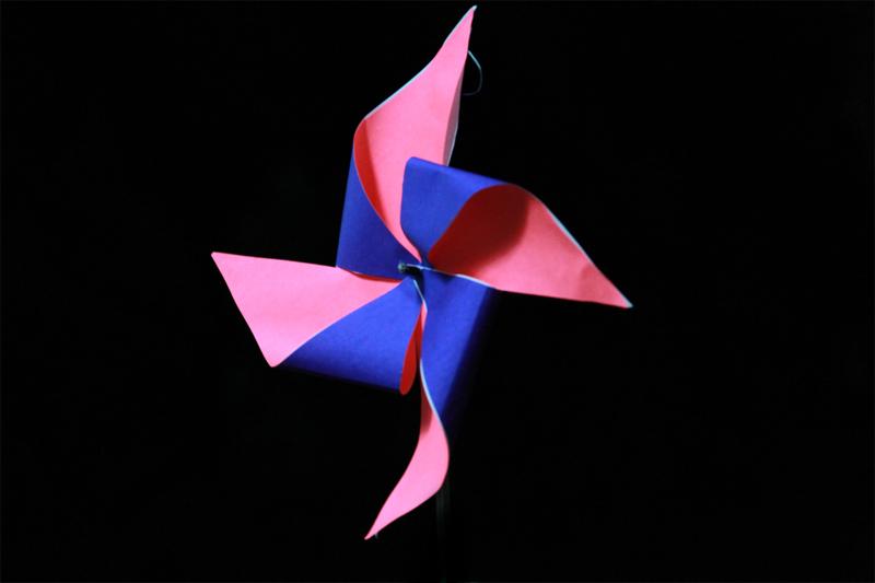 Paper Propeller By Harimau Apa Kucing