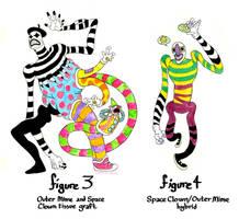 Mime/Clown Mixes by Rixshaw