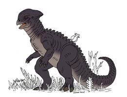 Retrosaur 7 by Rixshaw