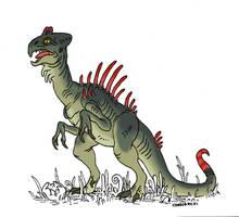Retrosaur 8 by Rixshaw