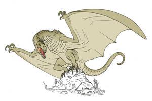 Retrosaur 10 by Rixshaw