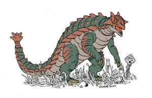 Retrosaur 11 by Rixshaw