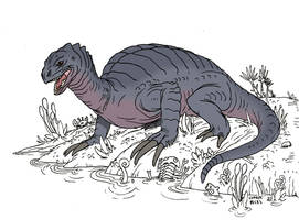 Retrosaur 12 by Rixshaw