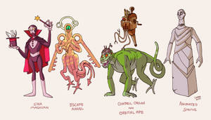Other Aliens by Rixshaw
