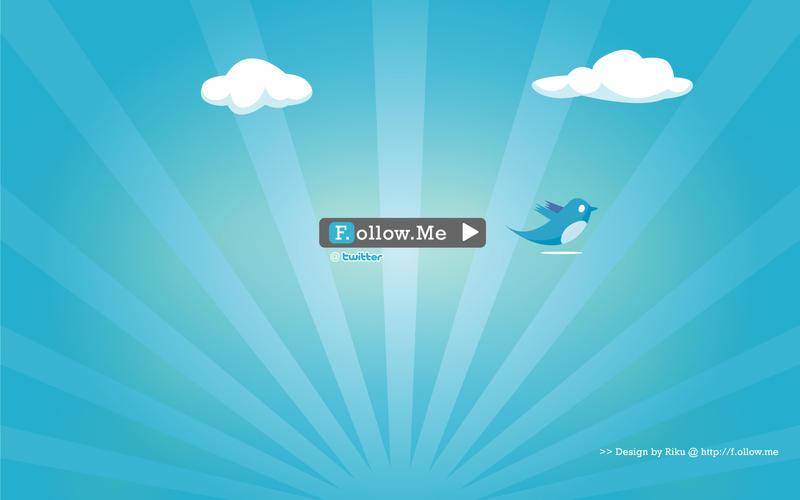 Twitter wallpaper 1440x900