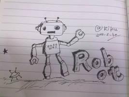 Robot by rikulu