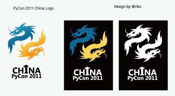 PyCon2011China Logo by rikulu