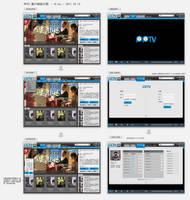 PPTV Client Mockup