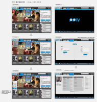 PPTV Client Mockup by rikulu