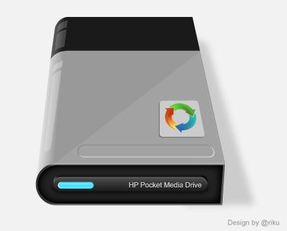 Pocket Drive by rikulu