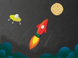 Rocket by rikulu