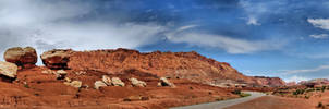 Capitol Reef II by RoSaVision