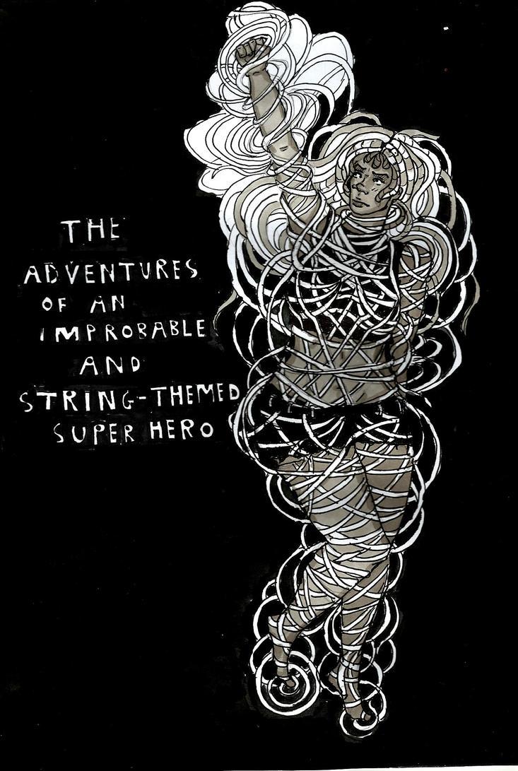 String by MuskratPonderings