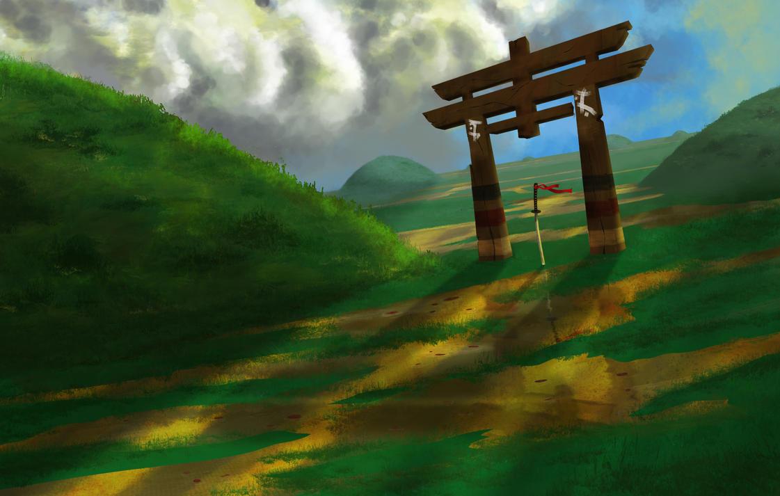 Landscape 3 by ker-tar