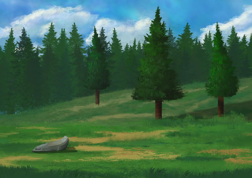 Landscape 2 by ker-tar