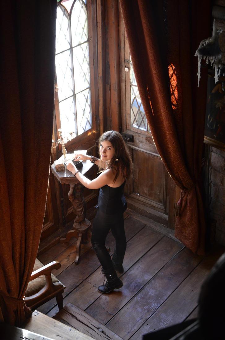 Me in the Castle by AyunCelebelen