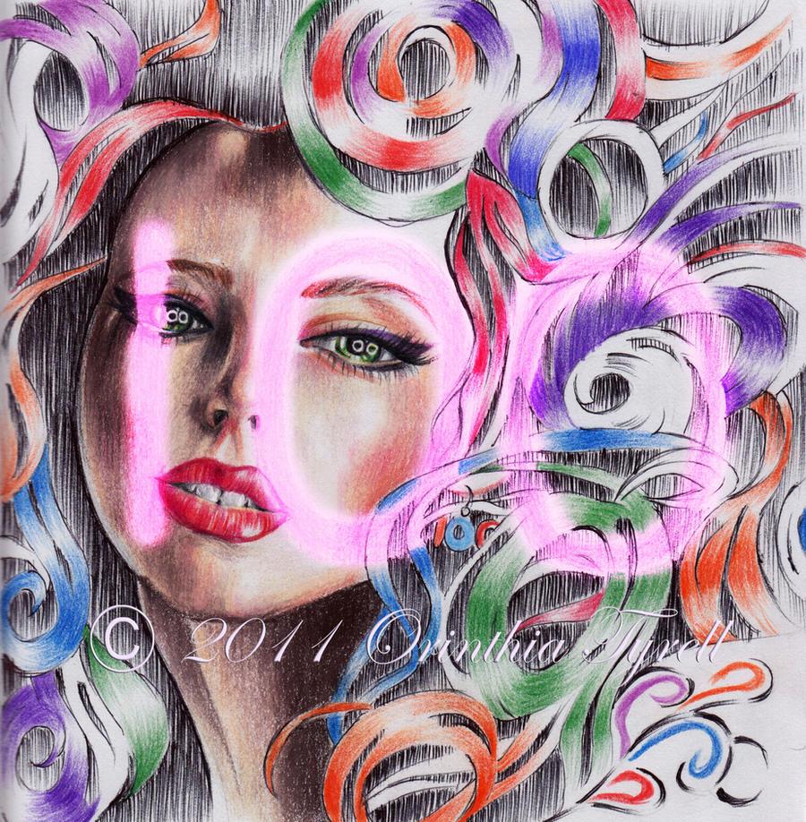 magazine cover design by ultraviolet707 on deviantart
