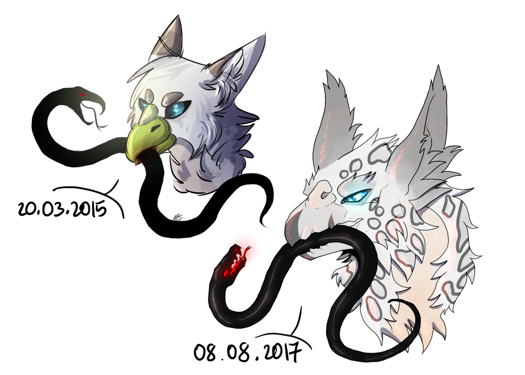 Progress - 2 years by 2rev3