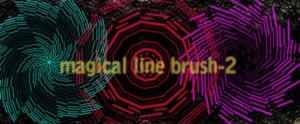 Lines photoshop brushes by brushpsd