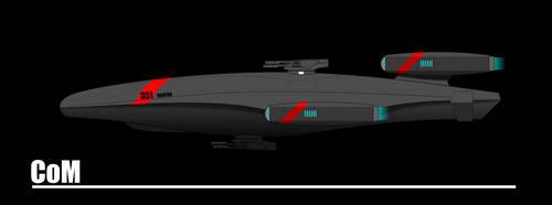 Corvette w.i.p. CoM by breizh87