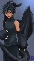 Humanized Toothless by cubu3