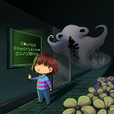 Undertale: 83. Here We are