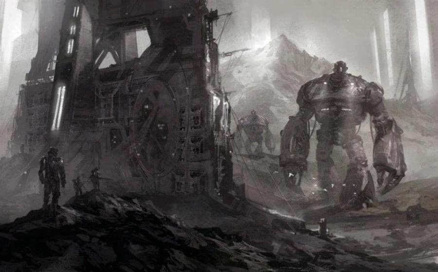 robot base by Wen-Xaeroaaa