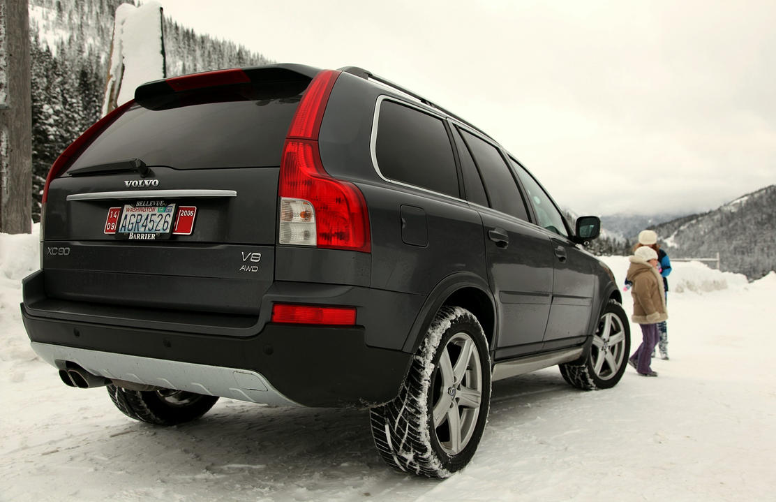 volvo xc90 v8 sport by iamkjelstrup on deviantart. Black Bedroom Furniture Sets. Home Design Ideas
