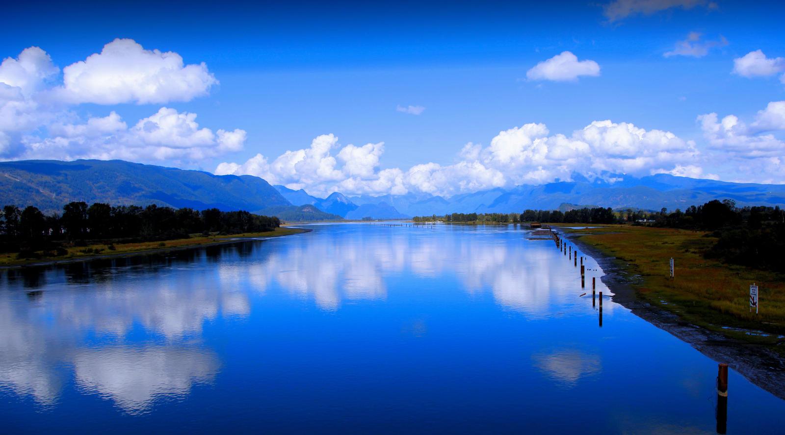 Pitt River north by iamkjelstrup