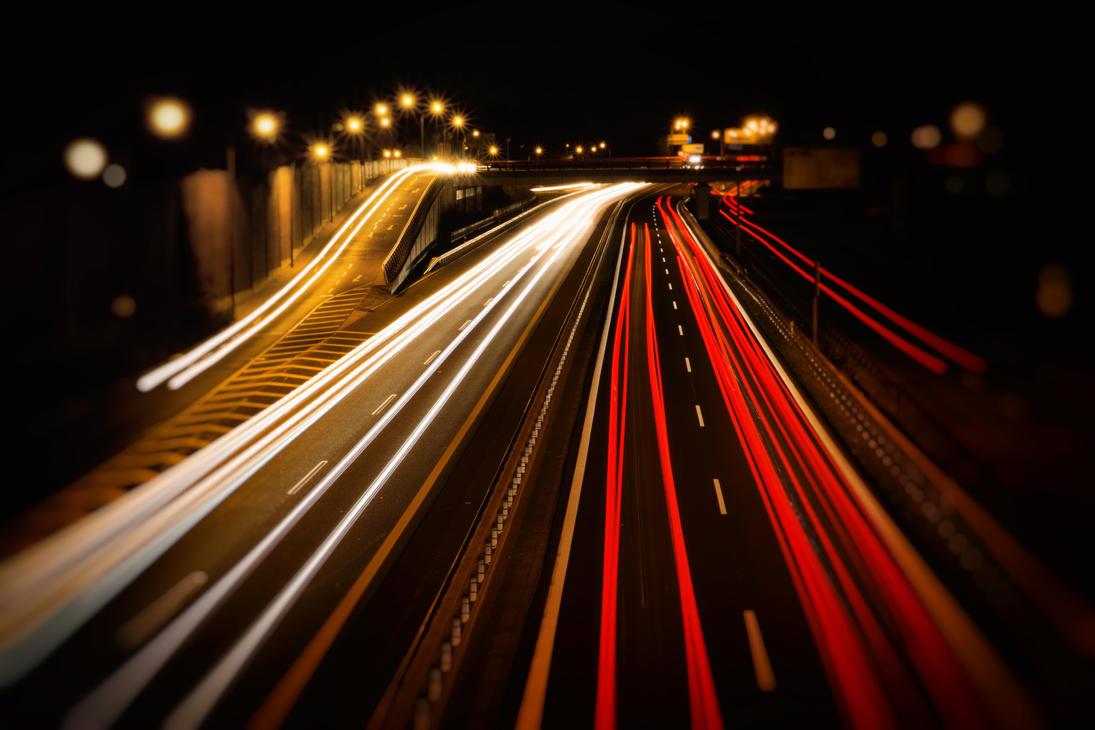 Potsdam Freeway 03 by KoraxSciurus