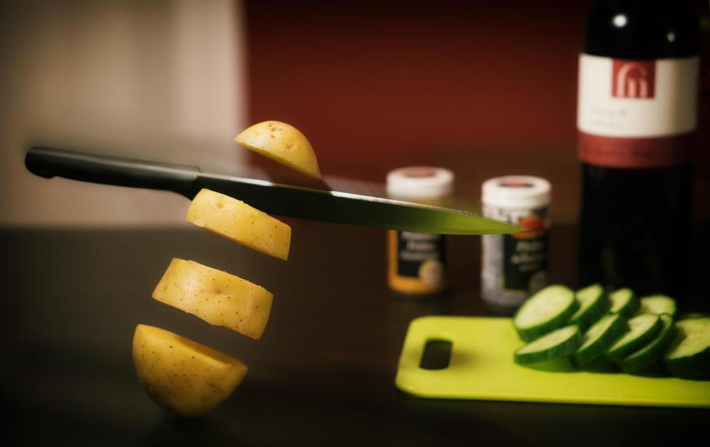 'Do it yourself' - Potato Chips by KoraxSciurus