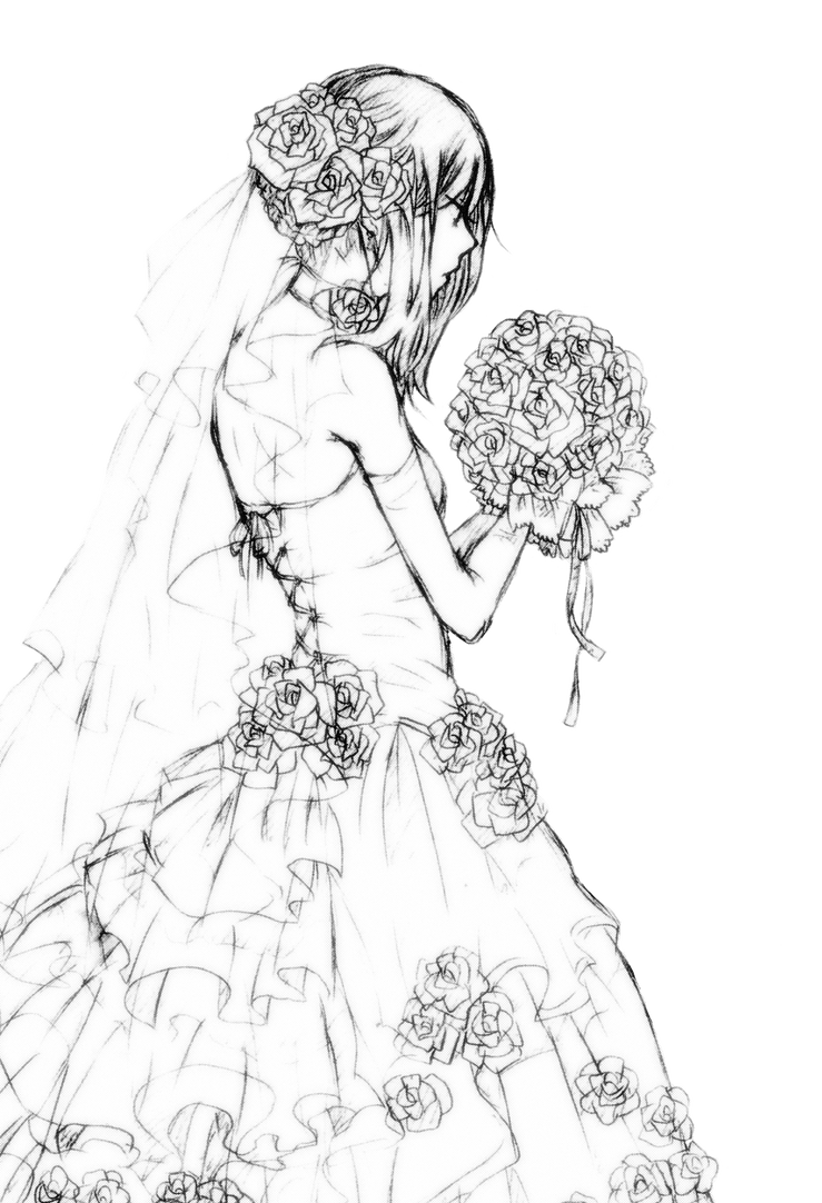 Bride With No Stitches By Andressina On DeviantArt