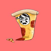 Boy, Pizza