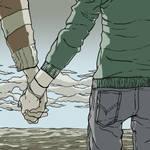 Holding Hands Eingya