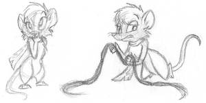 Jenny Redesign Sketches