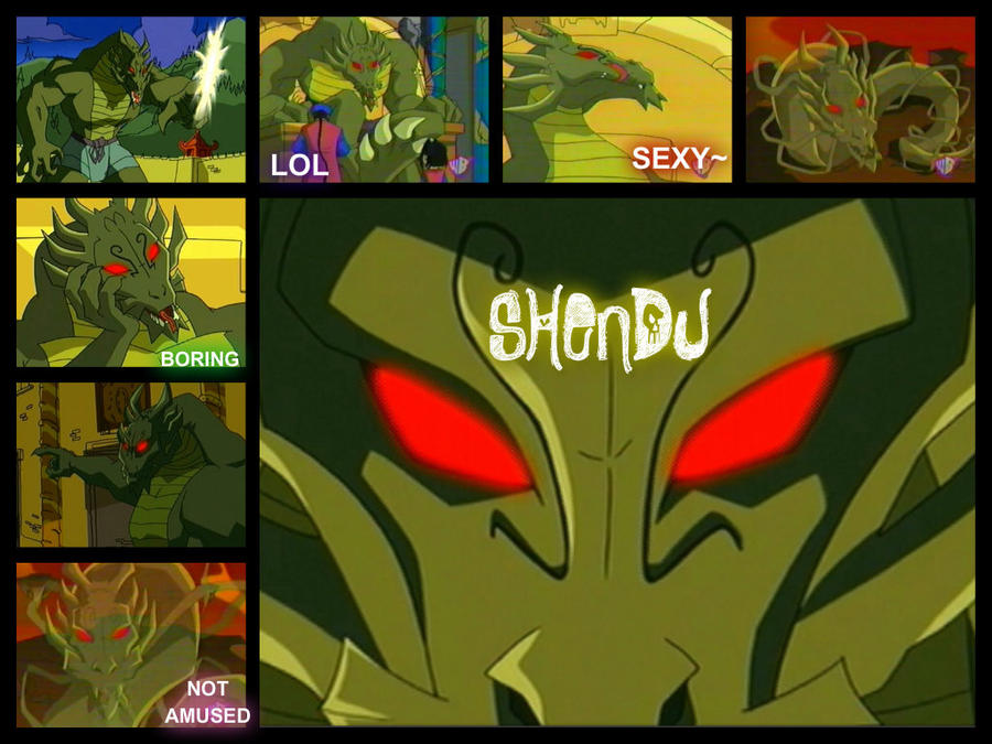 Shendu Collage By MiharuWatanabe On DeviantArt