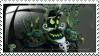 Xibalba Stamp by MiharuWatanabe