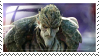 Bog King Stamp by MiharuWatanabe