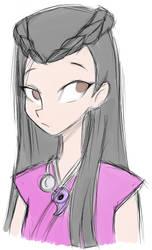 Sister Iris by MiharuWatanabe