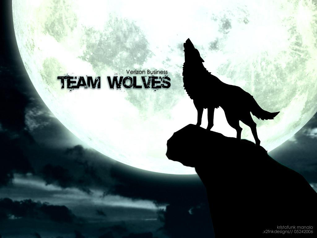 Team Wolves by x2fnk