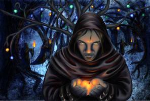The Grove by whitefantom