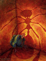 The Ants From Hell by whitefantom