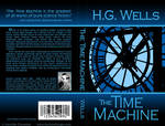 The Time Machine - Book Cover