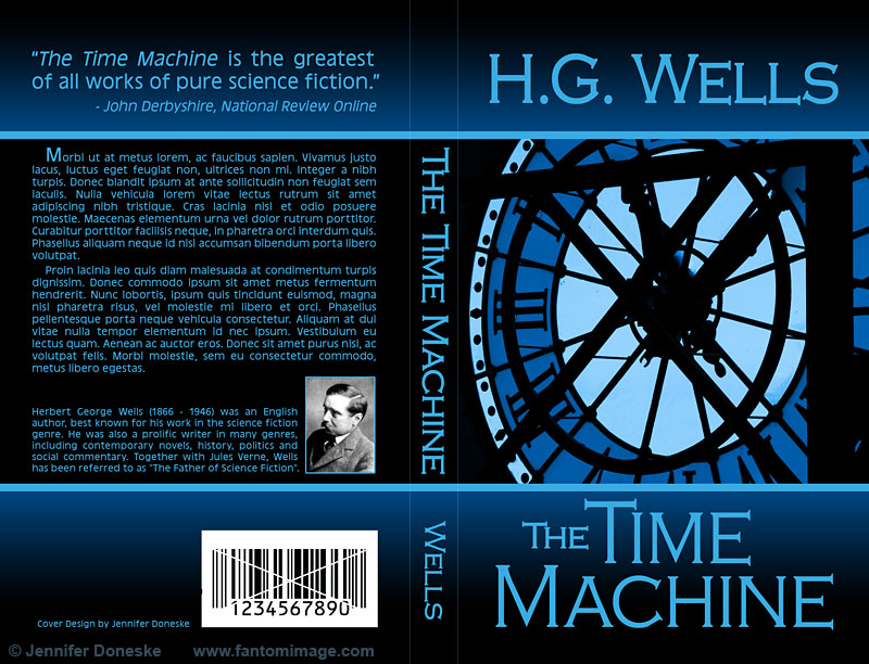 the time machine book
