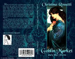 Goblin Market - Book Cover 1 by whitefantom