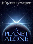A Planet Alone - Book Cover Template