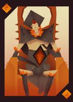 Joker Diamonds by Robotpunch