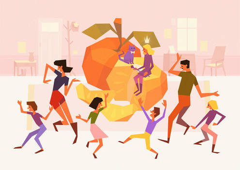 Tangerine Song
