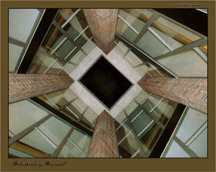 Scharpenberg Stairwell - Clean by psych0phobia